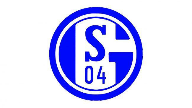 Schalke 04 Logo 1968-1971