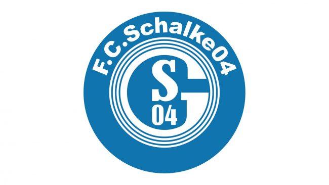 Schalke 04 Logo 1971-1978