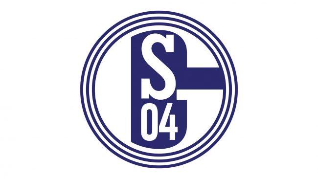 Schalke 04 Logo 1978-1995