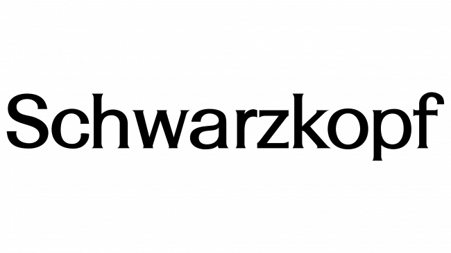 Schwarzkopf Emblem