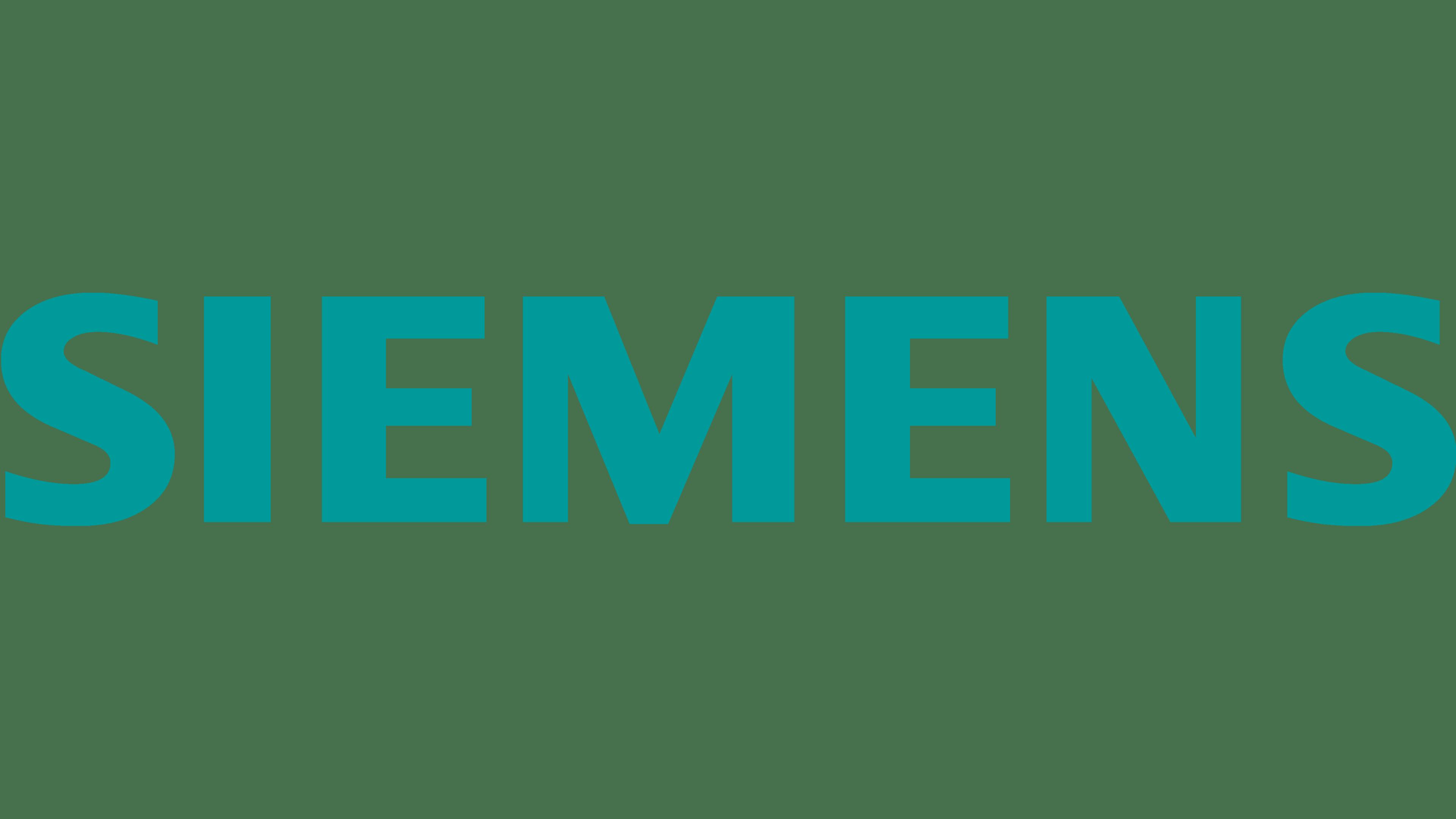 Siemens Logo   Logo, zeichen, emblem, symbol. Geschichte und Bedeutung