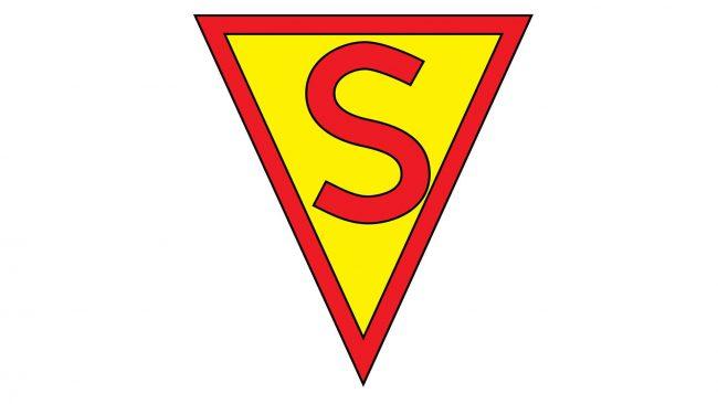 Superman Logo 1938-1939