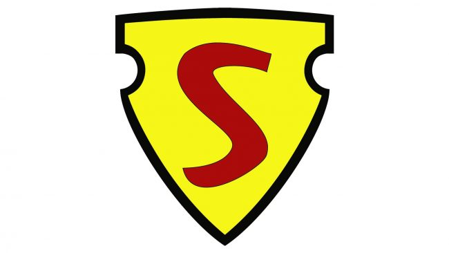 Superman Logo 1938