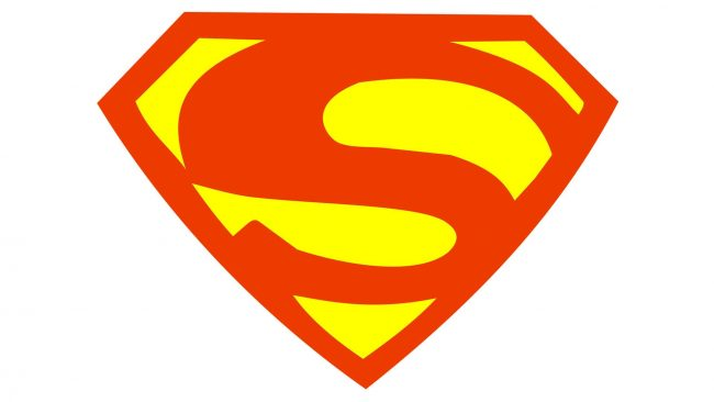 Superman Logo 1943-1944