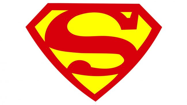Superman Logo 1944-1955