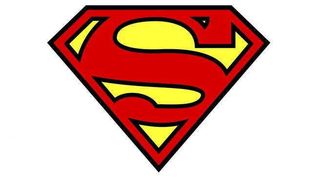 Superman Logo 1977-heute