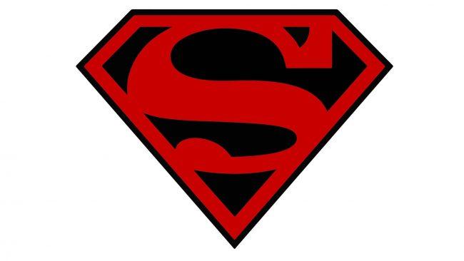 Superman Logo 2001-2003