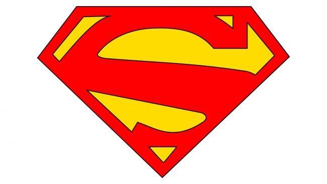 Superman Logo 2011-2016