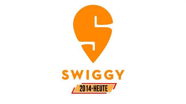 Swiggy Logo Geschichte