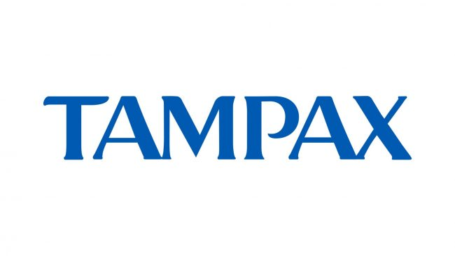 Tampax Logo 2003-heute