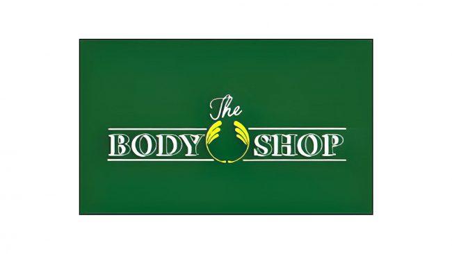 The Body Shop Logo 1976-1998