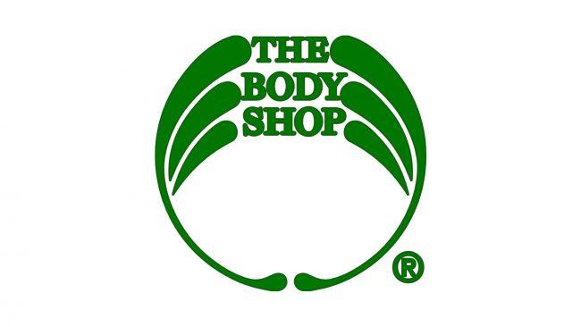 The Body Shop Logo 1998-2004