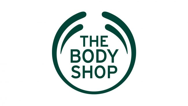 The Body Shop Logo 2004-heute
