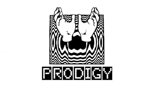 The Prodigy Logo 1990-1991