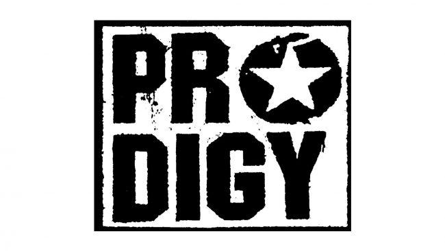 The Prodigy Logo 2001-2004