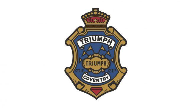 Triumph Logo 1923-1931