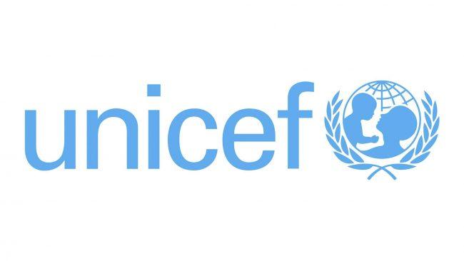 UNICEF Logo 2003-heute