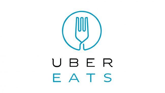 Uber Eats Logo 2015-2016