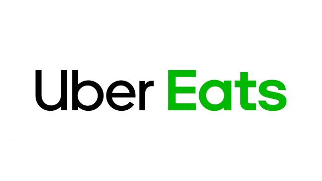 Uber Eats Logo 2018-2020