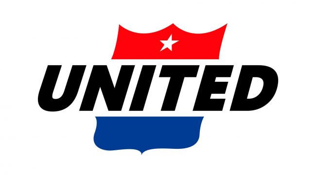 United Airlines Logo 1960-1961