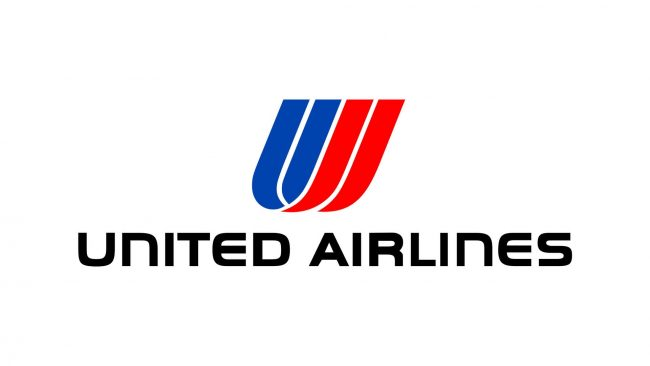 United Airlines Logo 1974-1993