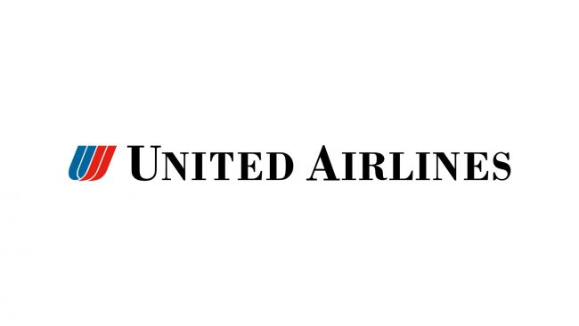 United Airlines Logo 1993-1998