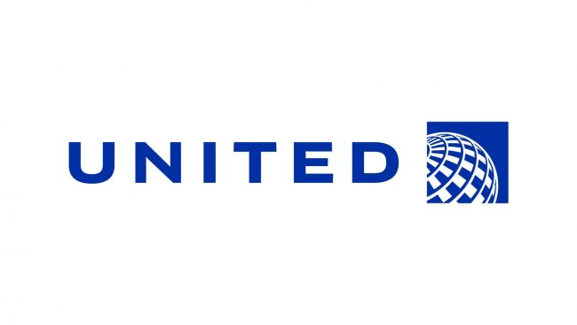 United Airlines Logo 2019-heute