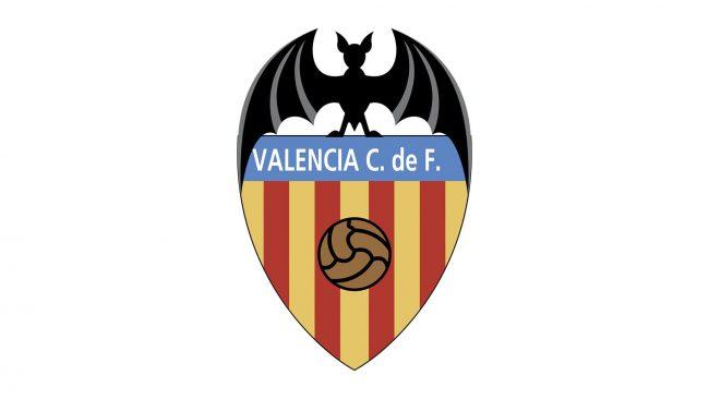Valencia Logo 1992-2001