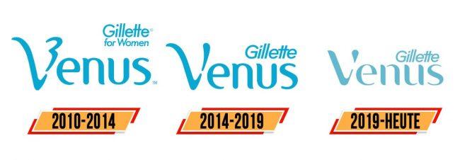 Venus Logo Geschichte
