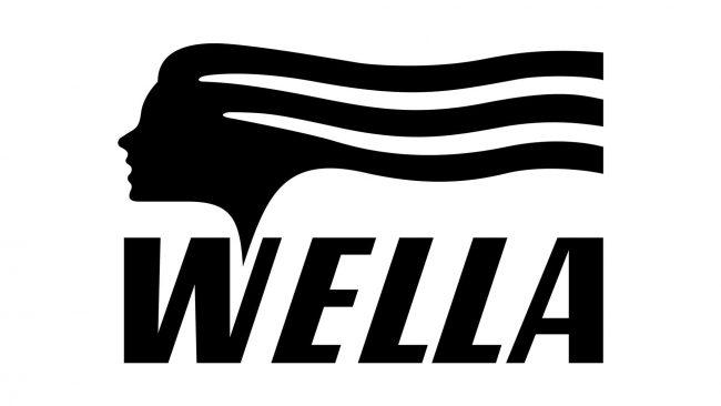Wella Logo 1971-1991