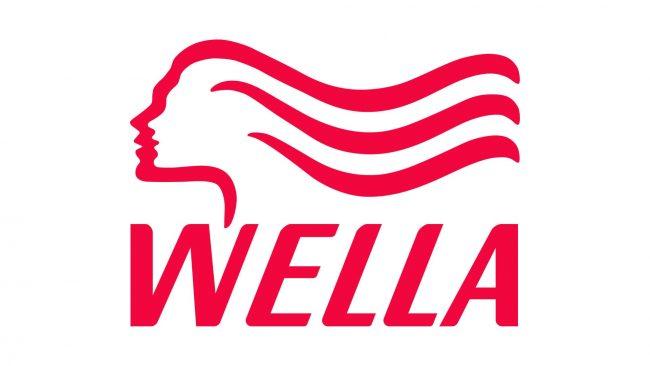 Wella Logo 1991-2009