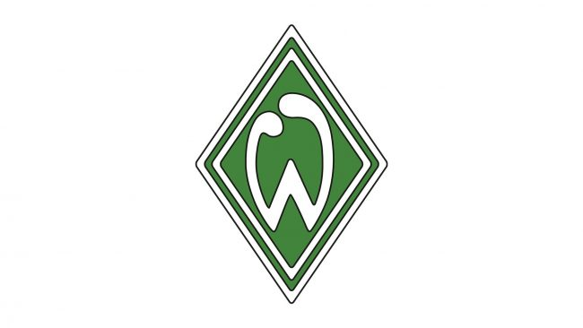 Werder Bremen Logo 1977-1981