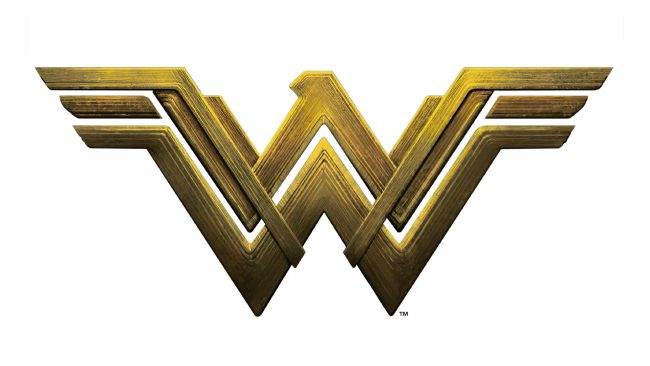 Wonder Woman Logo 2016-heute
