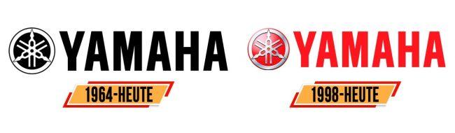 Yamaha Motor Company Logo Geschichte