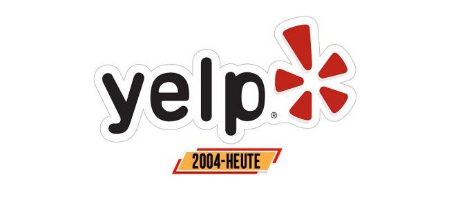 Yelp Logo Geschichte