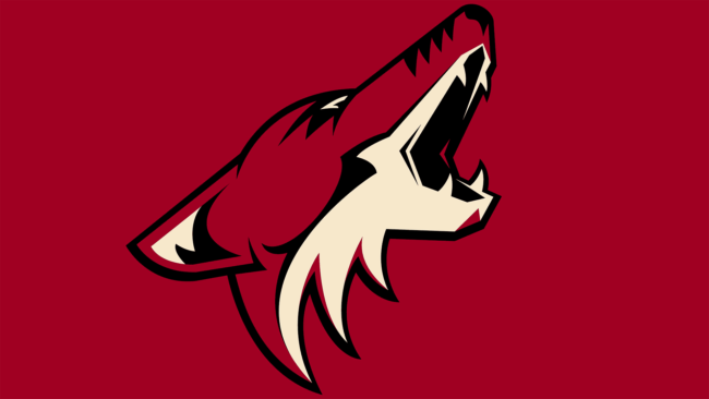 Arizona Coyotes Zeichen