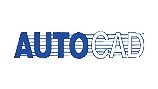 Autocad Logo 1990