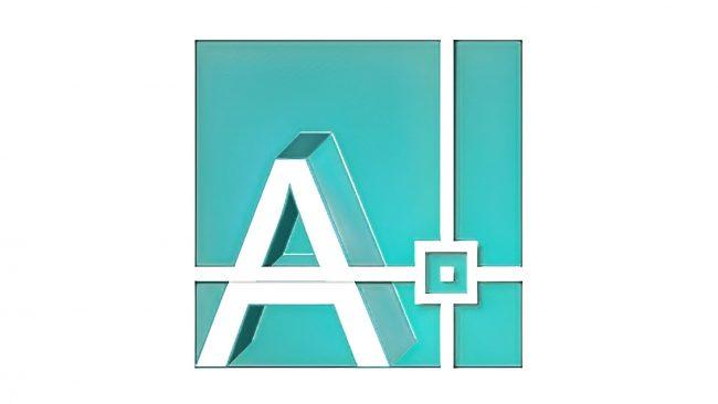 Autocad Logo 2007-2009