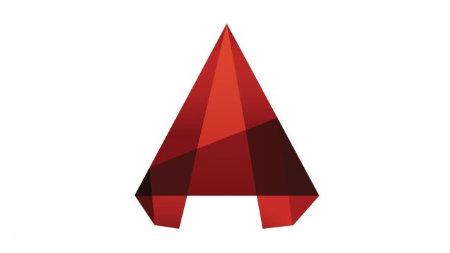 Autocad Logo 2014-2018