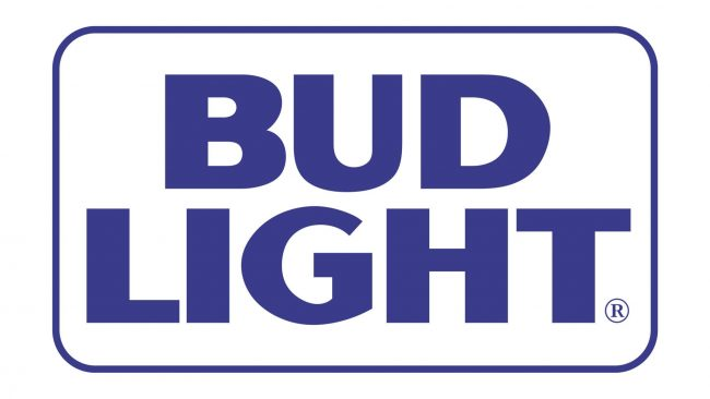 Bud Light Logo 1984-1990