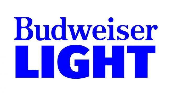 Budweiser Light Logo 1983-1984