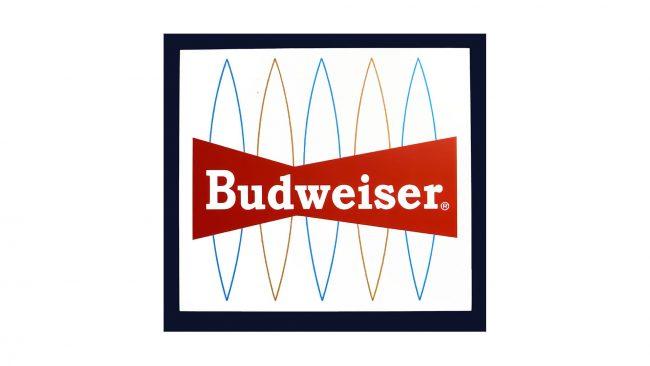 Budweiser Logo 1961-1963
