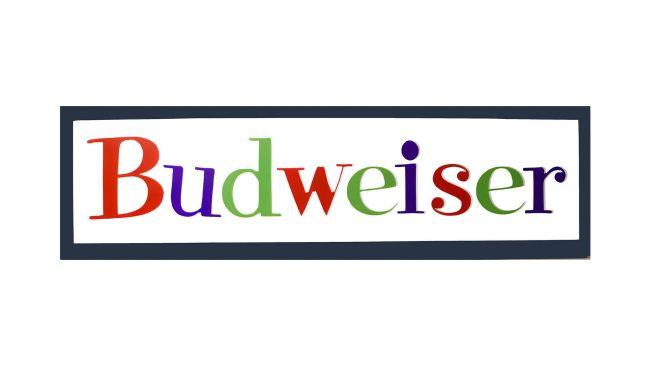 Budweiser Logo 1963-1968
