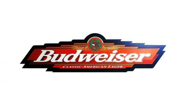 Budweiser Logo 1996-1999