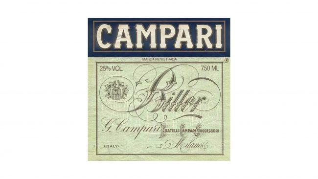 Campari Logo 1912-1920