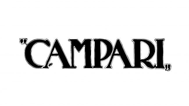 Campari Logo 1927-1928