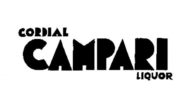 Campari Logo 1928-1931