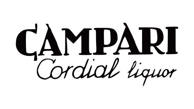 Campari Logo 1936-1987