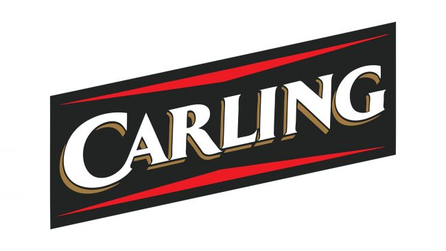 Carling Logo 1990-2011
