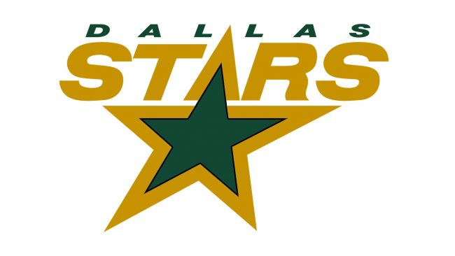 Dallas Stars Logo 1994-2013